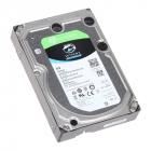 Жесткий диск HDD SATA Seagate 8Tb, SkyHawk Surveillance, 7200 rpm, 256Mb buffer, ST8000VX004 (ST8000VX004)
