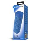 SVEN PS-115, синий, акустическая система (2.0, мощность 2x5 Вт (RMS), Bluetooth, FM, USB, microSD, встроенный аккумулято .... (SV-018610)