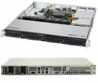 Supermicro SuperServer 1U 5019P-MR noCPU(1)Scalable/TDP 70-165W/ no DIMM(6)/ SATARAID HDD(4)LFF/ 2xGbE/1xFH, M2/ 2x400W (SYS-5019P-MR)