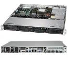Серверная платформа Supermicro SuperServer 1U 5019P-MTR noCPU(1)Scalable/TDP 70-205W/ no DIMM(8)/ SATARAID HDD(4)LFF/ 2x10GbE/ 1xFH, M2/ 2x400W