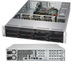 Серверная платформа Supermicro SuperServer 2U 5029P-WTR noCPU(1)Scalable/ TDP 70-205W/ no DIMM(6)/ SATARAID HDD(8)LFF/ 2x .... (SYS-5029P-WTR)
