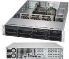 Supermicro SuperServer 2U 5029P-WTR noCPU(1)Scalable/TDP 70-205W/ no DIMM(6)/ SATARAID HDD(8)LFF/ 2x10GbE/ 4xFH, 1xLP, M .... (SYS-5029P-WTR)