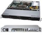 Supermicro SuperServer 1U 6019P-MT noCPU(2)Scalable/TDP 70-140W/ no DIMM(8)/ SATARAID HDD(4)LFF/ 2xGbE/1xFH, M2/ 1x500W (SYS-6019P-MT)