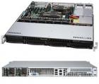 Серверная платформа Supermicro SuperServer 1U 6019P-MTR noCPU(2)Scalable/ TDP 70-140W/ no DIMM(8)/ SATARAID HDD(4)LFF/ 2x .... (SYS-6019P-MTR)