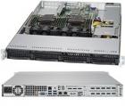 Серверная платформа Supermicro SuperServer 1U 6019P-WT noCPU(2)Scalable/ TDP 70-165W/ no DIMM(12)/ SATARAID HDD(4)LFF/ 2xG .... (SYS-6019P-WT)