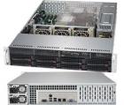 Серверная платформа Supermicro SuperServer 2U 6029P-TR noCPU(2)Scalable/TDP 70-205W/ no DIMM(16)/ SATARAID HDD(8)LFF/ 2xGbE/ 6xLP, M2/ 2x1000W