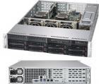 Серверная платформа Supermicro SuperServer 2U 6029P-WTR noCPU(2)Scalable/TDP 70-205W/ no DIMM(12)/ SATARAID HDD(8)LFF/ 2xGbE/ 4xFH, 2xLP, M2/ 2x1000W