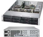 Серверная платформа Supermicro SuperServer 2U 6029P-WTR noCPU(2)Scalable/ TDP 70-205W/ no DIMM(12)/ SATARAID HDD(8)LFF/ 2 .... (SYS-6029P-WTR)