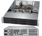 Серверная платформа Supermicro SuperServer 2U 6029P-WTRT noCPU(2)Scalable/ TDP 70-205W/ no DIMM(12)/ SATARAID HDD(12)LFF/ .... (SYS-6029P-WTRT)