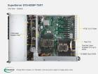 "Серверная платформа Supermicro SERVER SYS-6039P-TXRT (MaxIO 3U, 8x3.5"" 2x10GBaseT, X11DPX-T, 835XTQ-R982B) (SYS-6039P-TXRT)"