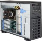 Supermicro SuperServer 4U 7049P-TRT noCPU(2)Scalable/ TDP 70-205W/ no DIMM(16)/ SATARAID HDD(8)LFF/ 2x10GbE/ 6xFH, M2/ 2 .... (SYS-7049P-TRT)