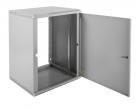 Шкаф телекоммуникационный настенный разборный 12U (600 650) дверь металл (ШРН-Э-12.650.1)
