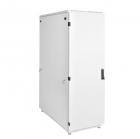 Шкаф телекоммуникационный напольный 42U (800x1000) дверь металл (ШТК-М-42.8.10-3ААА)