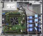 Сервер DELL PowerEdge T140 4LFF Cabled / 1xE-2224 3.4GHz/ 1x8GB UDIMM/ Perc H330/ 1x1 TB SATA/ DVD-RW/ 2xGE/ 365W/ iDRAC .... (T140-2914)