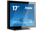 Монитор LCD 17'' 5:4 1280х1024(SXGA) TN, GLARE, TOUCH, 250cd/ m2, H170°/ V160°, 1000:1, 16.7M Color, 5ms, VGA, DVI, Tilt .... (T1732MSC-B5X)