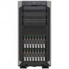 Сервер DELL PowerEdge T440 Tower 8 LFF/ 4210 (10-Core, 2.2 GHz, 85W)/ 16 GB (1 x 16 RDIMM)/ H330 / 1 x 1 TB SATA / Станд .... (T440-2945R)