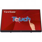 """Монитор Viewsonic 21.5"""" TD2230 Touch IPS LED, 1920x1080, 5ms, 250cd/ m2, 50Mln:1, 178°/ 178°, VGA, HDMI, DP, USB*2, коло .... (TD2230)"""