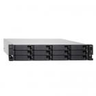 Полка расширения сетевого хранилища без дисков SMB QNAP TL-R1200C-RP USB 3.1 expansion enclosure, 12-tray w/ o HDD, rack .... (TL-R1200C-RP)