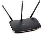 N450 Wi-Fi роутер, чипсет Qualcomm, 802.11b/ g/ n, 3T3R, до 450 Мбит/ с на 2, 4 ГГц, 5 портов 10/ 100 Мбит/ с, 3 5дБи фи .... (TL-WR940N)