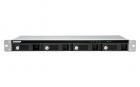Полка расширения сетевого хранилища без дисков channel QNAP DAS TR-004U 4-Bay 2.5/ 3.5 SATA Type-C USB 3.1 Gen 1 (5 Gb/ .... (TR-004U)