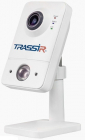 Компактная беспроводная 2Мп IP-камера, объектив 2.8 мм (TR-D7121IR1W) (TR-D7121IR1W)