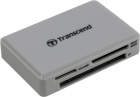 Карт ридер Transcend USB3.1 All-in-1 Multi Card Reader, White (TS-RDF8W2)