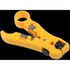Инструмент зачистки обрезки кабеля коаксиал. RG6/ 7/ 11/ 59 (TS2-GR20)