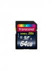 Карта памяти Transcend 64GB microSDHC Card Class 10 (Premium) (TS64GUSDXC10)