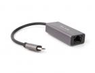 Кабель-переходник USB 3.1 Type-C -->RJ-45 1000Mbps Ethernet, Aluminum Shell, 0.15м Telecom <TU320M> Кабель-переходник US .... (TU320M)