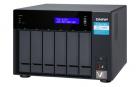 "Сетевое хранилище без дисков SMB QNAP TVS-672N-i3-4G 6-Bay NAS 2.5""/ 3.5"" SATA HDD/ SSD + 2x M.2 PCIe SSD slot, Intel Co .... (TVS-672N-I3-4G)"