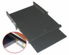 Полка для клавиатуры выдвижная фронтальная, глубина 355мм, 1U, нагрузка - 18 кг (TWT-CB-SKF355-1U/ 18)