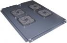 Блок 2-х вентиляторов в крышу шкафа Business глубиной 600 мм, с подшипниками (TWT-CBB-FANB2-6)