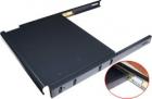 Полка для телекоммуникационного шкафа Полка для клавиатуры выдвижная 4 точки, для напольных шкафов глубиной 600 мм, нагр .... (TWT-CBB-SK-6/ 20)
