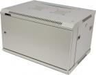 Шкаф настенный серии Pro, 22U 600x600, металлическая дверь (TWT-CBWPM-22U-6X6-GY) (TWT-CBWPM-22U-6X6-GY)