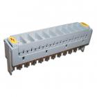 Магазин защиты для плинтов, 10 пар, 3-полюсный, без разрядников (TWT-LSA10-MAG) (TWT-LSA10-MAG)