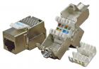 Модуль Keystone RJ45, Cat.6, STP, 180 градусов (TWT-OK45STP180/ 6)