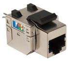 Модуль Keystone RJ45, Cat.5E, STP, 90 градусов, белый (TWT-OK45STP/ 5E-WH)