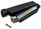 Коннектор TELCO под обжим, 25 пар, 90 градусов, мама (TWT-TC90C-F)