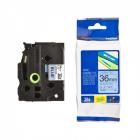 Картридж для принтеров Brother TZe561: для печати наклеек черным на синем фоне, ширина: 36 мм. (TZE561)
