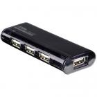 USB-хаб 4 порта 4 PORT USB 2.0 Magnetic HUB (UH284Q6, UH284Q9Z)