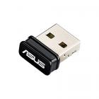 Адаптер ASUS USB-N10 Nano / / WI-FI 802.11n, 150 Mbps USB Adapter ; 90IG00J0-BU0N00 (USB-N10 NANO) (USB-N10 NANO)