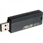 Адаптер бкспроводной ASUS USB-N13_C1_V2/ / WI-FI 802.11n, 300 Mbps USB Adapter ; 90IG05D0-MO0R00 (USB-N13.)