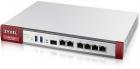 Межсетевой экран Zyxel ZyWALL USG FLEX 200, Rack, 3xWAN GE (2xRJ-45 и 1xSFP), 4xLAN/ DMZ GE, 2xUSB3.0, AP Controller (8/ .... (USGFLEX200-RU0101F)