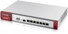 Межсетевой экран Zyxel ZyWALL USG FLEX 500, Rack, 7 конфигурируемых (LAN/ WAN) портов GE, 1xSFP, 2xUSB3.0, AP Controller .... (USGFLEX500-RU0101F)