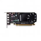 Видеокарта PNY Nvidia Quadro P620DVI 2GB DDR5, PCIE, 128-bit 512 Cores, 4*mDP1.4, 4*mDP to DVI-D SL adapter, LP bracket, .... (VCQP620DVIBLK-1)