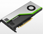 Видеокарта PNY Nvidia Quadro RTX4000 8GB PCI-Express x16 Gen 3.0 GDDR6 ECC 256-bit, 4608 Cuda cores, SLI, HDCP 2.2, HEV .... (VCQRTX4000-PB)