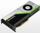 Видеокарта PNY Nvidia Quadro RTX6000 24GB PCI-Express x16 Gen 3.0 GDDR6 ECC 256-bit, 4608 Cuda cores, SLI, HDCP 2.2, HE .... (VCQRTX6000-PB)
