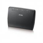 Wi-fi роутер vdsl2/ adsl2+ Zyxel VMG1312-B10D, 2xWAN (RJ-45 и RJ-11), Annex A, profile 17a, 802.11n (2, 4 ГГц) до 300 Мбит .... (VMG1312-B10D-EU02V1F)