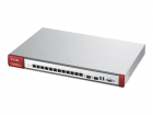 Межсетевой экран Zyxel ZyWALL VPN1000 Rack Firewall, Configurable Ports (LAN / WAN) 12xGE and 2xSFP, 2xUSB3.0, AP Contro .... (VPN1000-RU0101F)