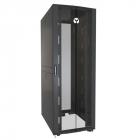 Серверный шкаф 48U 2265mm x 800mm x 1215mm (ВхШхГ) Перфорированная передняя одностворчатая дверь, перфорированные двойны .... (VR3357)